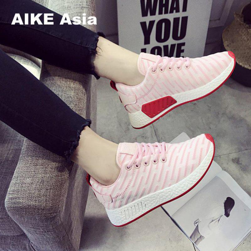 Air Mesh Women Breathable Tenis Feminino Lace Up Outdoor Casual Shoes Lightweight Woman Vulcanized Sneakers Zapatos De Mujer 2018 autumn sneakers women breathable mesh running shoes damping sport shoes woman outdoor blue walking zapatos de mujer betis