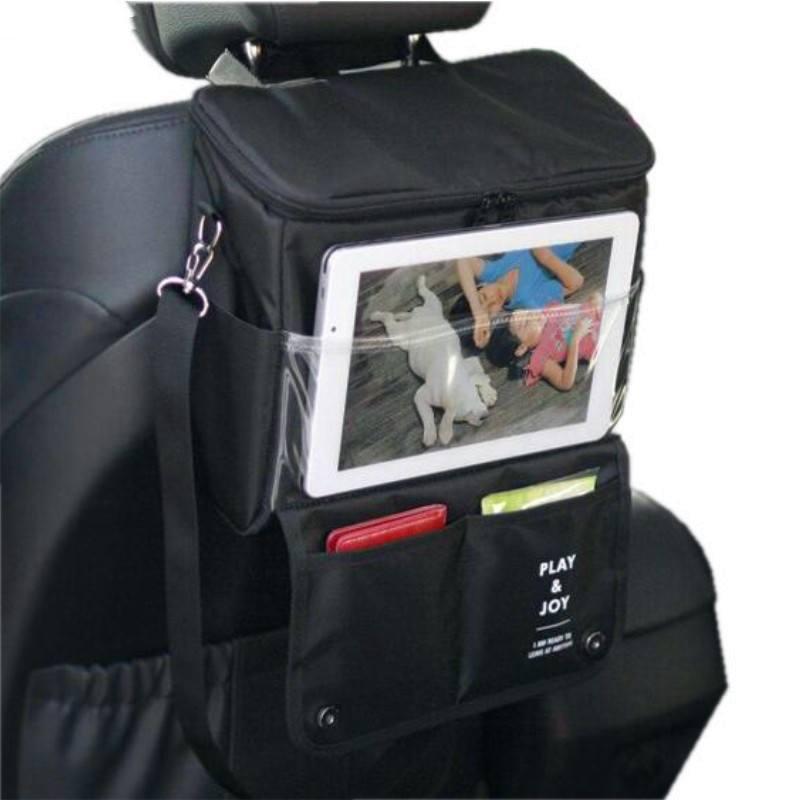 LHLYSGS Märke Bilautomat Backstöd Boot Organizer Multi-Pocket - Väskor för bagage och resor - Foto 6