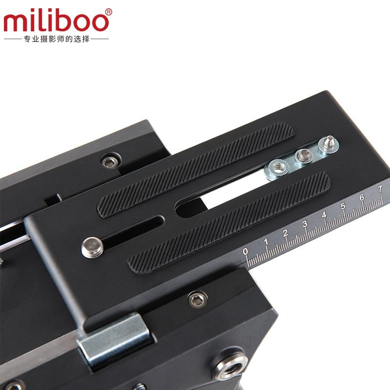 miliboo M15 Professional Yayım Filmi Tənzimlənən Hidravlik Kamera - Kamera və foto - Fotoqrafiya 5