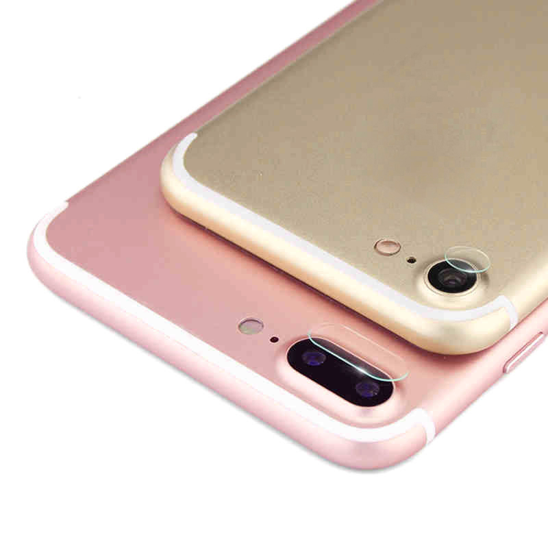 Camera Lens Protector Tempered Glass For iPhone 7 8 7 8 Plus Lens Protector Film Glass for iPhone 7 8