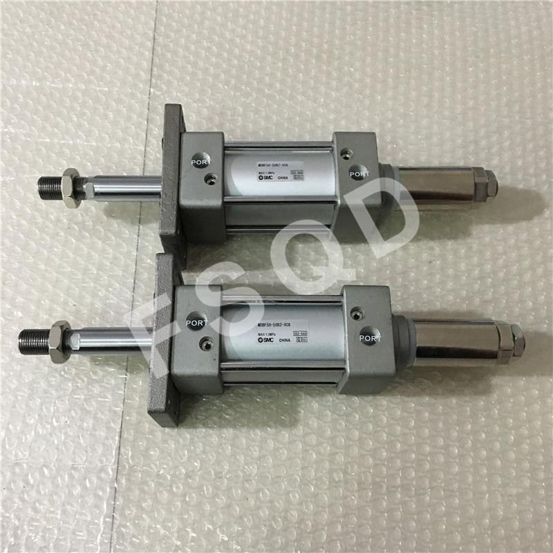 MDBF50-50Z MDBF50-50BZ-XC8 SMC air cylinder pneumatic cylinder air tools MDBF series cdm2b40 50 xc8 smc stainless steel mini cylinder air cylinder pneumatic component air tools cdm2b series