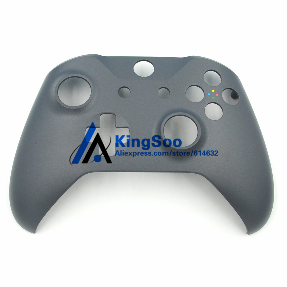 Storm Gray front faceplate for Xbox One S controller top up cover ...