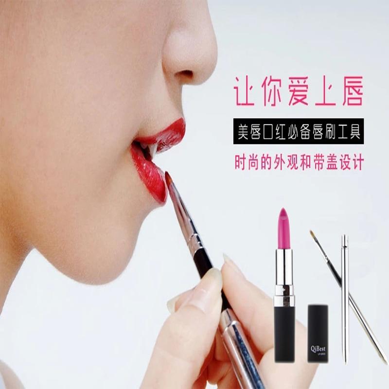 Matte Lip Stick Long Lasting Lipstick Waterproof Lip Tattoo Retro Red - Makeup - Photo 5