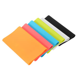 For Xiaomi Power Bank 2 10000 mAh Soft Silicone Protective Anti-slip Case External