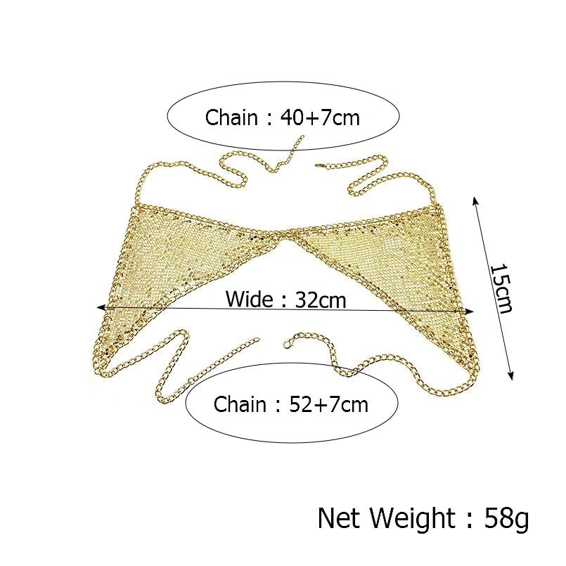 HTB12C3GRpXXXXbEXpXXq6xXFXXXE Metal Slice Boho Chain Bra Necklace