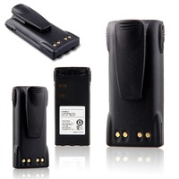 Eleoption Two Way Radio Battery for Motorola HNN9013 walkie talkie 1600mAh