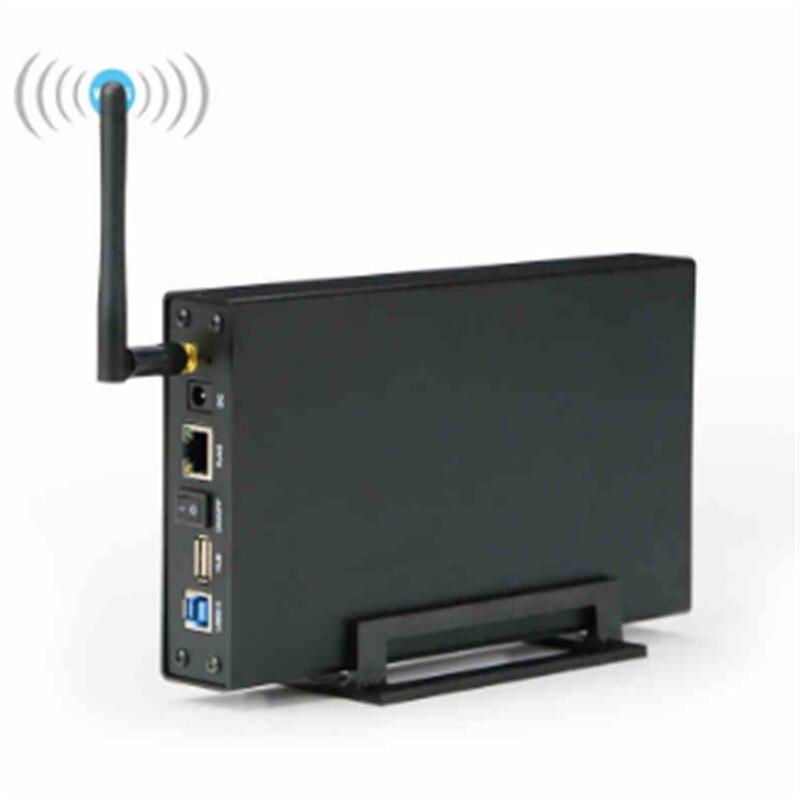 Blueendless BS-U35WF Wireless Storage Devices 6TB 2.5