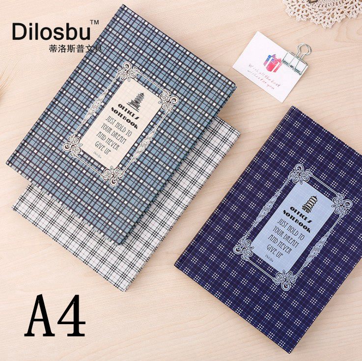 Dilosbu A4 Prague notebook hardcover composition book line paper creative trends book daily memos business notepad vintage creative the twilight saga breaking dawn notebook with magnetic snap fashion trend retro hardcover notepad memos
