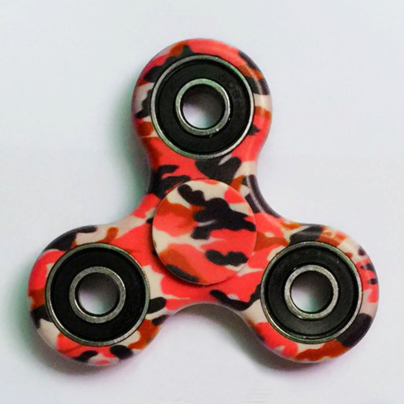 Finger Spinner Tri-Spinner Fidgets Toy Plastic EDC Sensory Fidget Spinner For Autism and ADHD Kids/Adult Funny Anti Stress Toys infinity cube new style spinner fidget high quality anti stress mano metal kids finger toys luxury hot adult edc for adhd gifts
