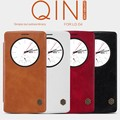 Nillkin Luxury PU Leather Quick Circle View Smart Case for For LG G4 Skin Cover For LgG4 Case Mobile Phone Bag Case+Wake/Sleep