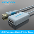 Vention New Arrival Extension Cable 5m 10m 15m 20m USB 2.0 Type A Male to Type A Female Extension line
