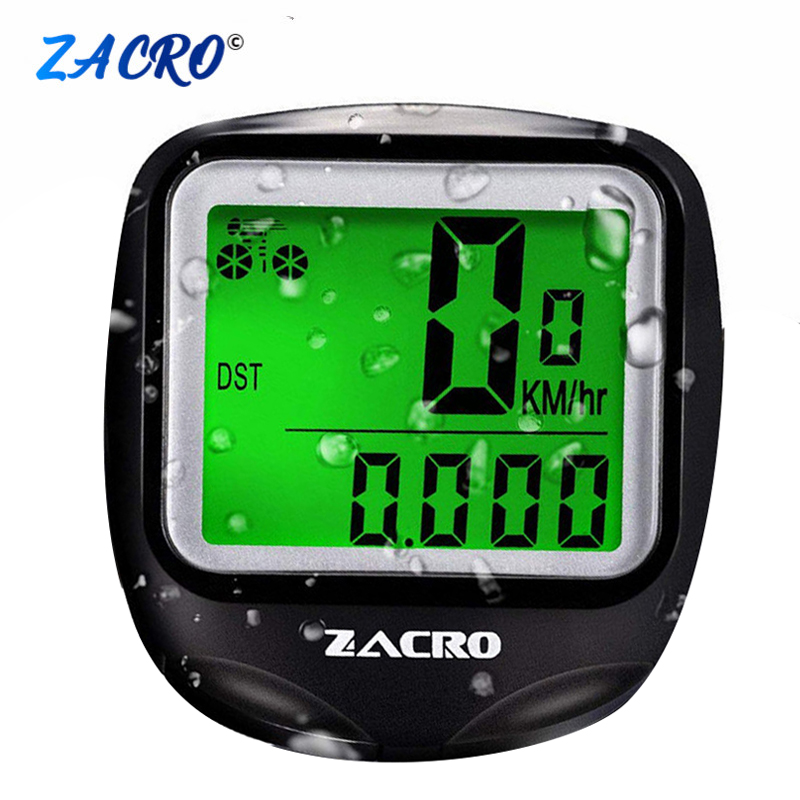 bd08c9e55ac Online Shop 1 Set Bicycle Computer Speedometer Bike Cycle Computer Wireless  Cycling Computer Bicycle Speed Bike Power Meter Cycle Computer