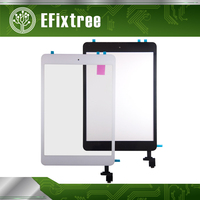High Quality New Digitizer Panel Front Glass For IPad Mini 1 2 A1490 A1489 A1455 A1454
