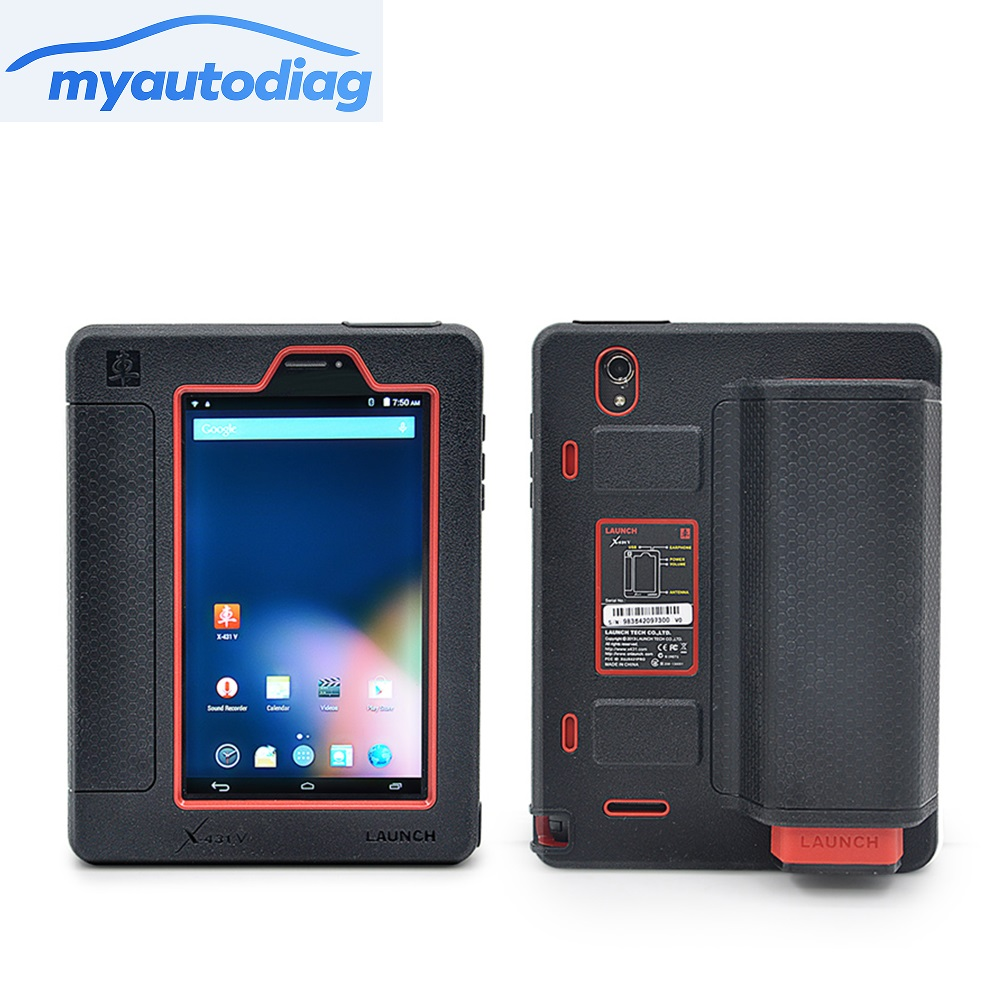 Original Launch X431 V Master Diagnostic Tool Update Via Launch Official Website Launch X-431 V Support WiFi/Bluetooth Free Ship