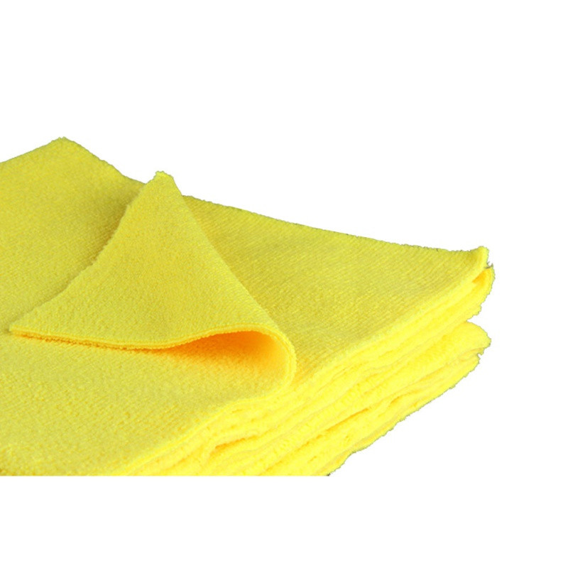 Image 3 - 1Pcs New Microfiber Auto Detailing Towel 40x40cm 300GSM  Ultra Soft Edgeless Towel Perfect For Car Washing Paint Care Accessory-in Sponges, Cloths & Brushes from Automobiles & Motorcycles