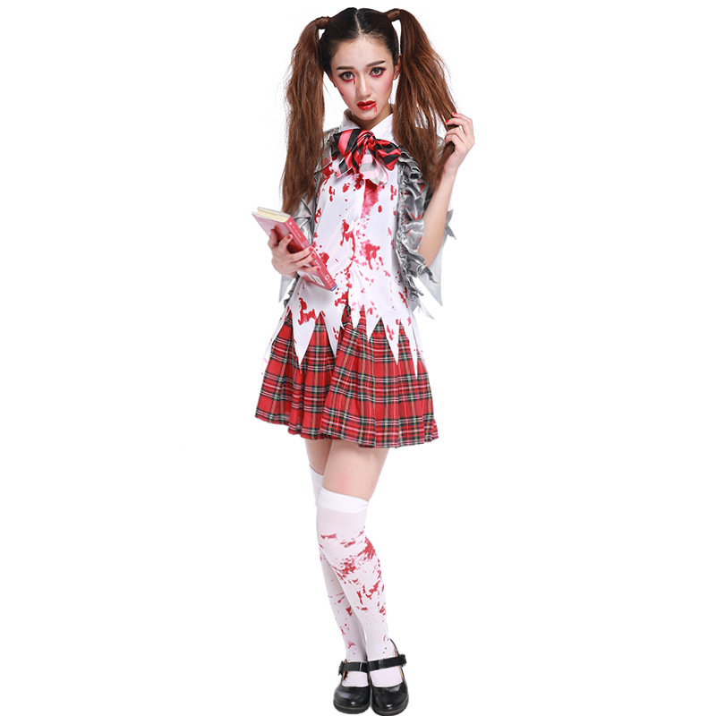 Devil School Girl Costume