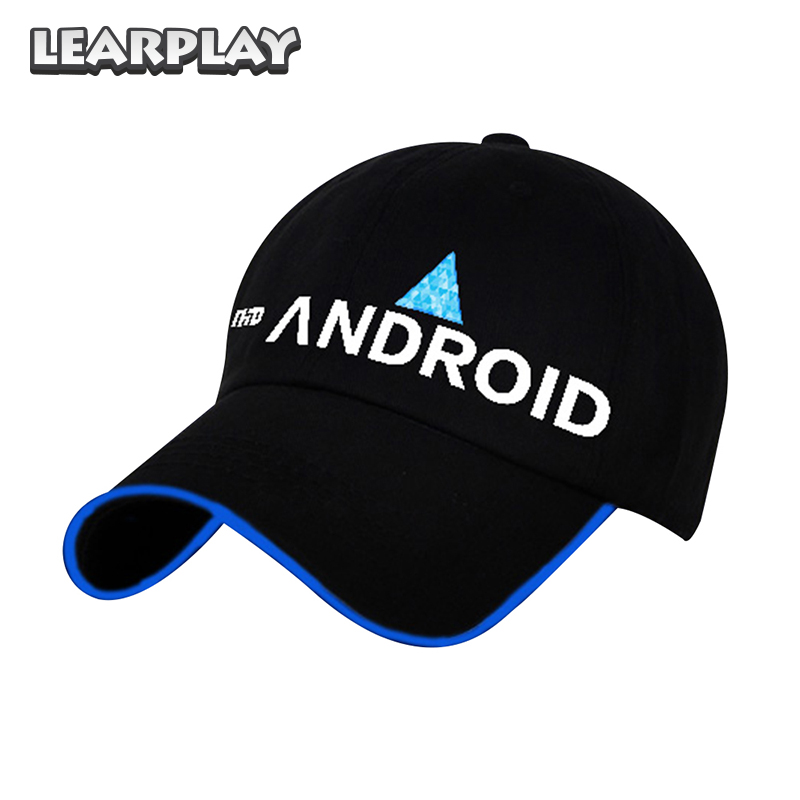 detailed look 69764 e1d05 LEARPLAY Game Baseball Cap Hats Cosplay Accessories