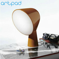 Artpad 아트 디자인 북유럽 아크릴 테이블 램프 AC110-220V