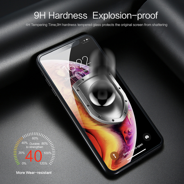 9H Tempered Glass Screen Protector for Huawei