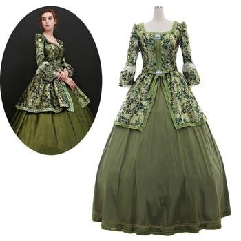 Cosplaydiy jahrhunderts Viktorianische Tageskleid Mittelalterlichen Retro  Gotischen Palast Ballkleid Kleid Kostüm L320 608140125bb5
