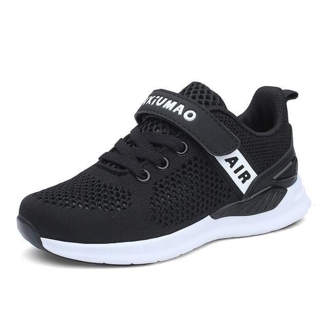 Begeistert Einzigen Mesh Sport Schuhe Jungen Atmungsaktive Weiße Schuhe Kinder Turnschuhe Net Skateboard Schuhe Sport Flach Mädchen Schuhe