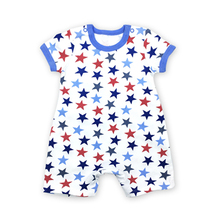 Babies Boys Romper Short Sleeve Baby Girls Clothes 6 9 12 18 24 Months Baby Jumpsuit
