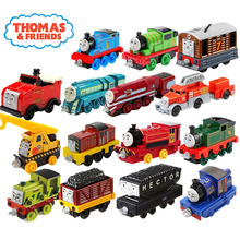 Thomas and Friend Original 1:43 Alloy Train Toy Model Car Kids Toys for Children Oyuncak Araba Education Brinquedos Boys Gifts