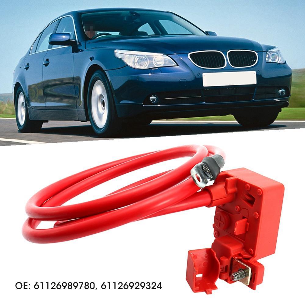 Voiture Câble Positif De la Batterie pour BMW série 5 E60 523li 525i 530Li 2006 2007 2008 2009 2010 61126989780