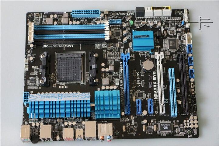 D'origine carte mère ASUS M5A99X EVO DDR3 Prise AM3 + conseils 32 gb USB2.0 USB3.0 990X de bureau carte mère Livraison gratuite