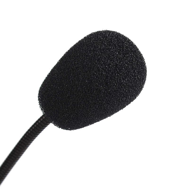 Новый 3,5 мм разъем мини микрофон для компьютера студийный, для речи держатель Подставка для микрофона для ПК настольного ноутбука #21230
