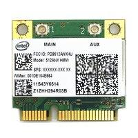 עבור WiMax/Wifi קישור 5150 512ANX 2.4/5.0 ghz 300 Mbps מיני PCI-E כרטיס עבור T400 T500 L410 SL410 SL510 L410 L510