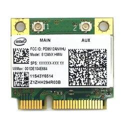 Dla WiMax/Wifi Link 5150 512ANX 2.4/5.0 GHz 300 Mbps MINI Karta PCI-E dla T400 T500 L410 SL410 SL510 L410 L510