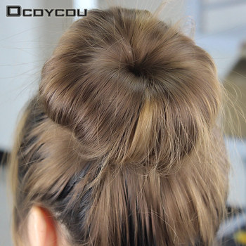 3 Sizes Women lady girl headband Hair Styling Ring Style Dispenser Buns Head Tool for women hair accessories hairband