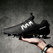 Size 39~48 Man Sneakers fashion trending breathable Krasovki