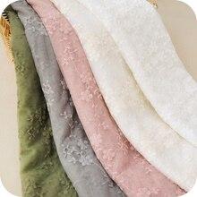 5 farben optional Exquisite stickerei spitze net garn baumwolle material DIYclothing excipientsRS1016