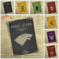 Multiple awards TV play Game of Thrones Kraft Paper Poster Cafe Creative wallpaper Interior Decoration