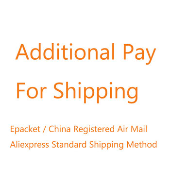 Additional Pay For Shipping, Epacket China Registered Air Mail, Aliexpress Standard Shipping Method image