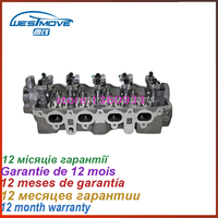 cylinder head for Hyundai Accent Qianlima 1341cc 1.3L Petrol SOHC 12V 1999- ENGINE : G4EH  22100-22620 22100-22250 2210022620
