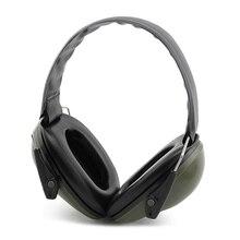 Nowe słuchawki zestaw słuchawkowy z redukcją hałasu nauszniki ochrona słuchu do strzelania polowanie JR oferty