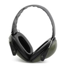 새로운 헤드폰 헤드셋 소음 감소 귀마개 사냥을위한 청력 보호 jr deals
