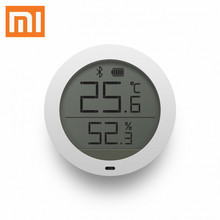 Original Xiaomi Mijia Bluetooth Thermohygrometer Smart Temperature Humidity Sensor Digital Thermometer Moisture Meter Hygrometer