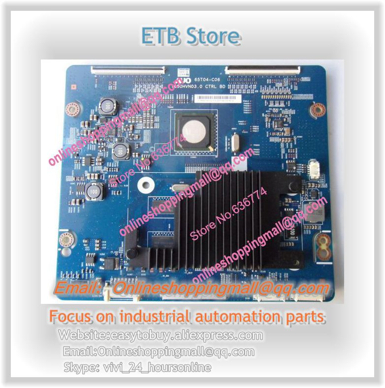 все цены на  T650hvn03.0 65t04-c06 Iogic Board for LE650DSA-V3  онлайн