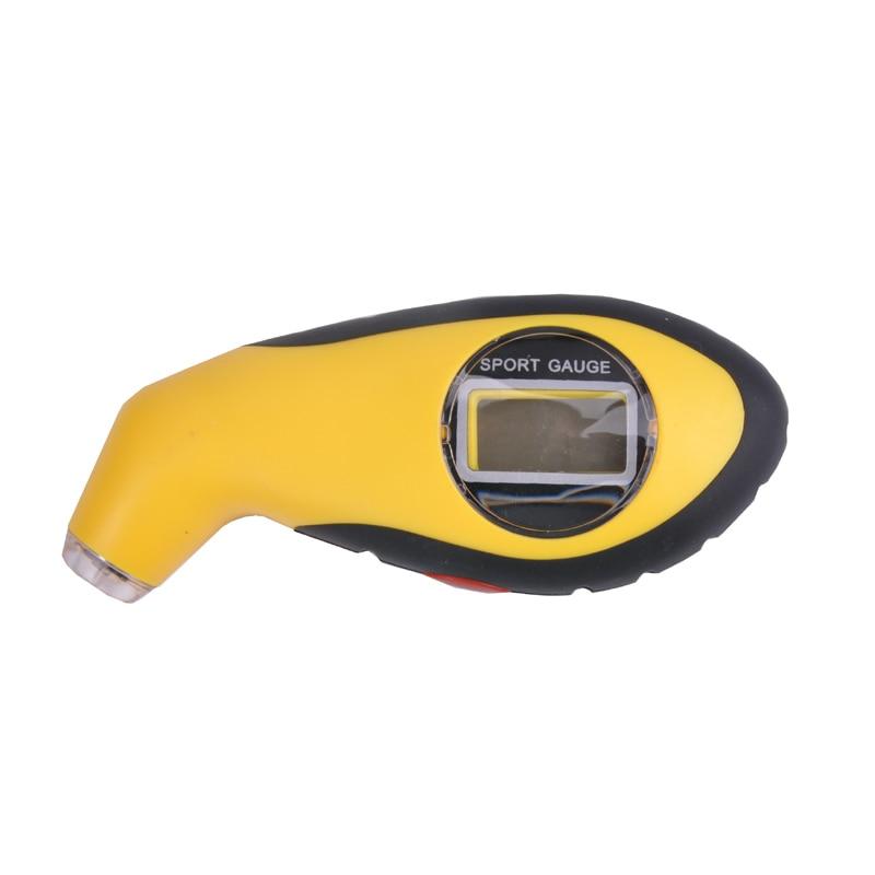 Hand Tragbare Auto Reifendruck Detektor Messung Und Analyse Instrumente Elektronische Reifen Manometer