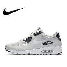 e9354717542 Original auténtico Nike AIR MAX 90 ULTRA transpirables de los hombres  corriendo zapatos deportivos zapatillas de