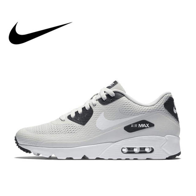 purchase cheap c5c46 91113 Original Authentic Nike AIR MAX 90 ULTRA Men's Breathable Running Shoes  Sports Sneakers Comfortable Breathable Outdoor jogging