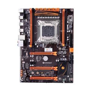 Image 2 - HUANANZHI X79 motherboard LGA 2011 ATX USB3.0 SATA3 PCI E NVME M.2 support 4*16G REG ECC memory and Xeon E5 processor