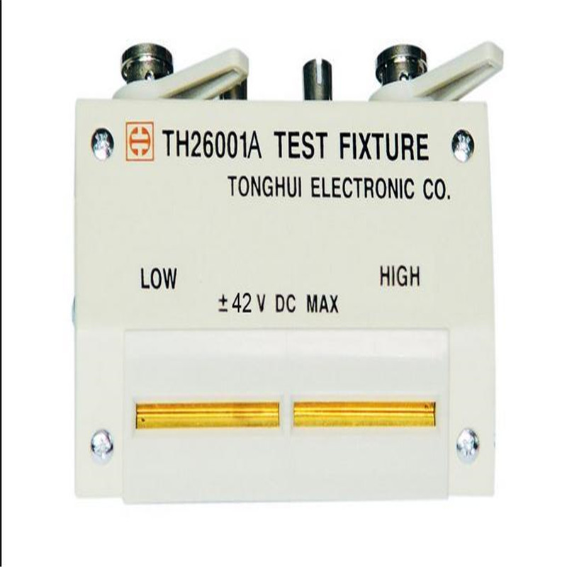 ФОТО 2015 New TH26001A 4 terminal test fixture for LCR meter Max 10kHz free ship free track number