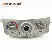 AshituAuto Car A/C Heater Control Switch Air Conditioning Control Switch for Chevrolet Sail 2010 2014 OEM# 9013639