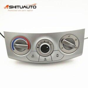 Image 1 - AshituAuto voiture A/C interrupteur de commande de chauffage interrupteur de commande de climatisation pour Chevrolet Sail 2010 2014 OEM #9013639