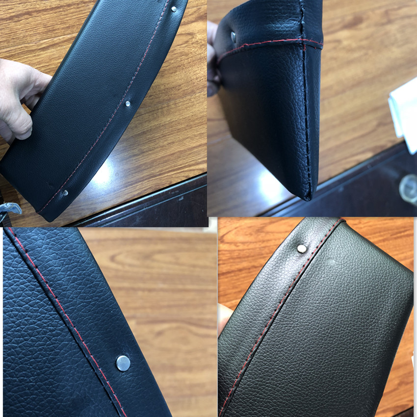 Car Organizer Pu Leather Car Seat Organizer Box For Porsche Land Rover Maserati Bmw Smart Lincoln Mustang Buick Reputation First Car Tax Disc Holders